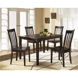 TABLE + 4 CHAIRS D258-225 Image